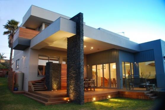 Huisontwerp huis ontwerp ideeën buitenkant