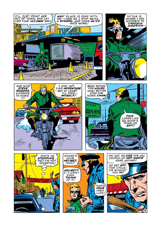 Captain America (1968) Issue #128 #42 - English 9