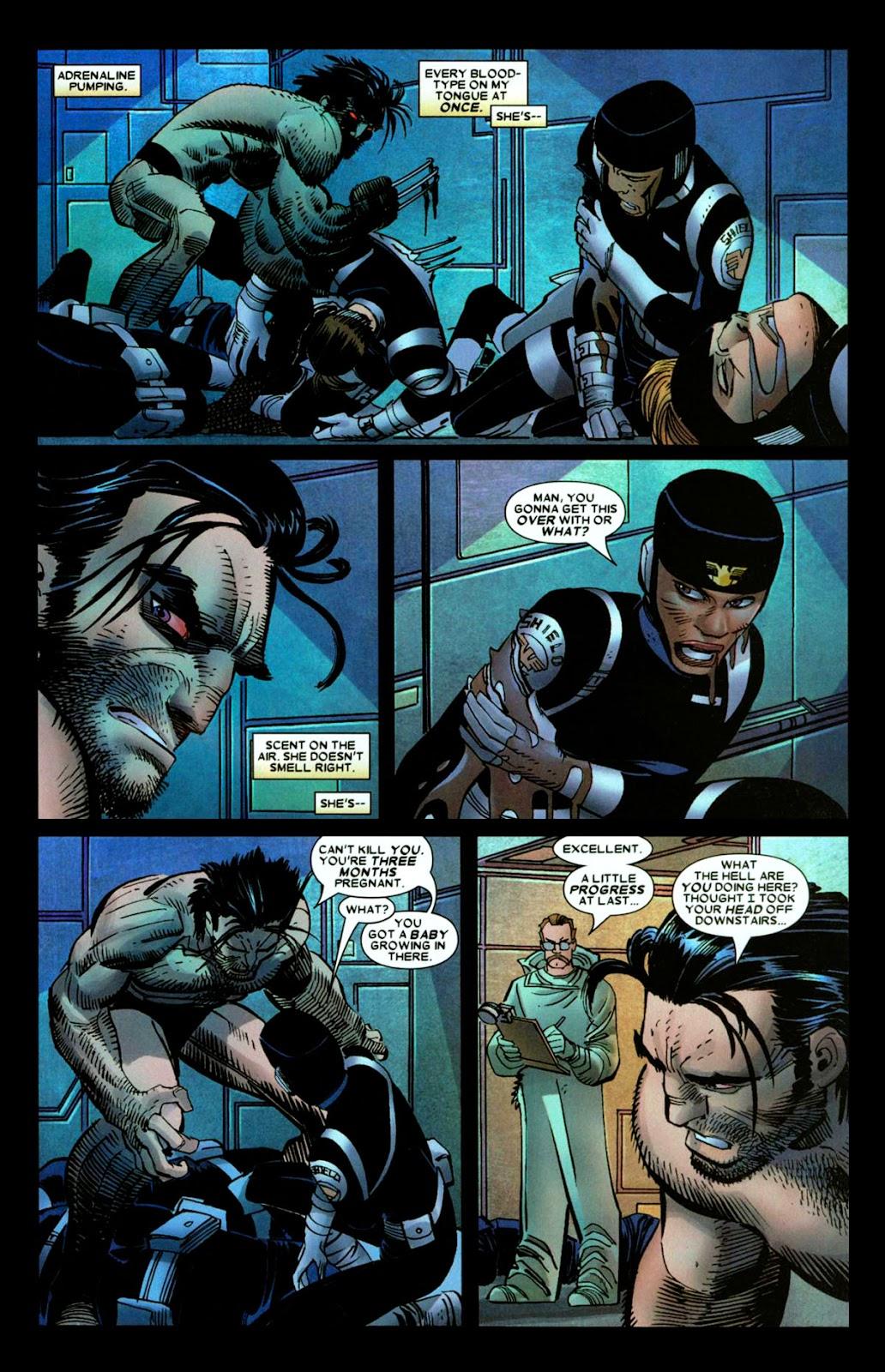 Read online Wolverine (2003) comic -  Issue #26 - 19