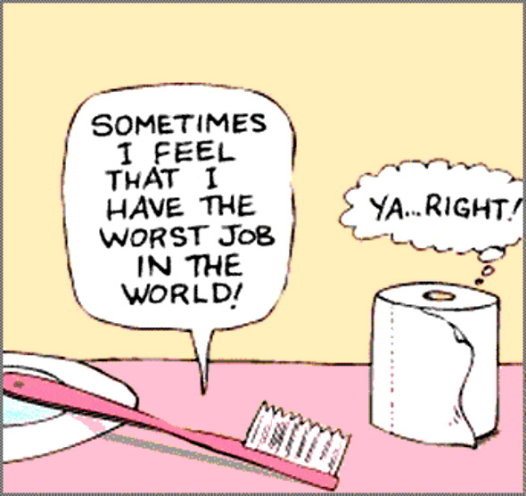 So, Whatu0027s The Worst Job You Ever Had?