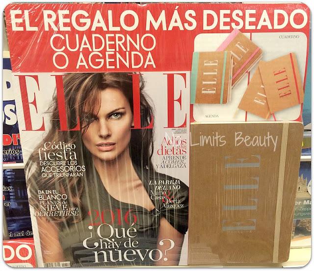 Regalos revistas enero 2016: Elle