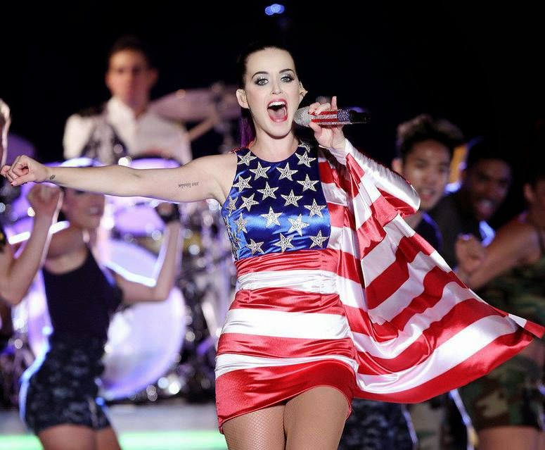 Katy Perry Super Bowl XLIX halftime show