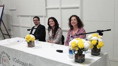 Rafael, Letícia e Jane, pioneiros em atendimento com Filosofia Clínica no hospital psiquiátrico.