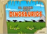xogo de dinosaurios