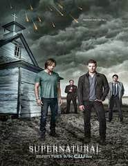 Supernatural 1ª a 9ª Temporada Torrent Dublado