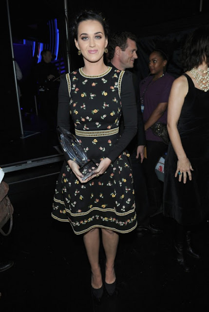 Katy Perry at The People's Choice Awards 2013