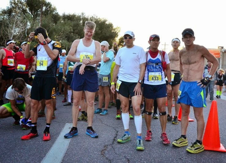 2014 Pikes Peak Marathon