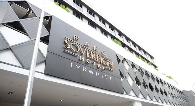 Parc Sovereign Hotel - Tyrwhitt