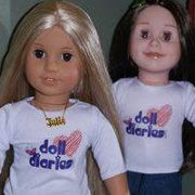 Read my weekly posts on Doll Diaries!