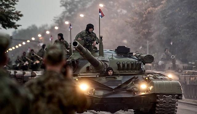 Η Σερβία έθεσε το Στρατό της σε ύψιστη ετοιμότητα