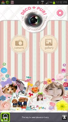 deco puri android purikura app