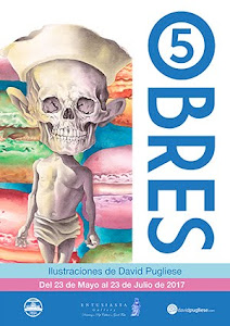 5 obres : David Pugliese