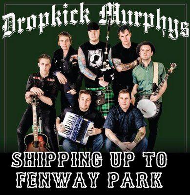 Dropkick murphys live at fenway park download