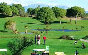 golf tatili yapmak