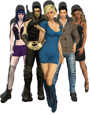 mesh avatars second life