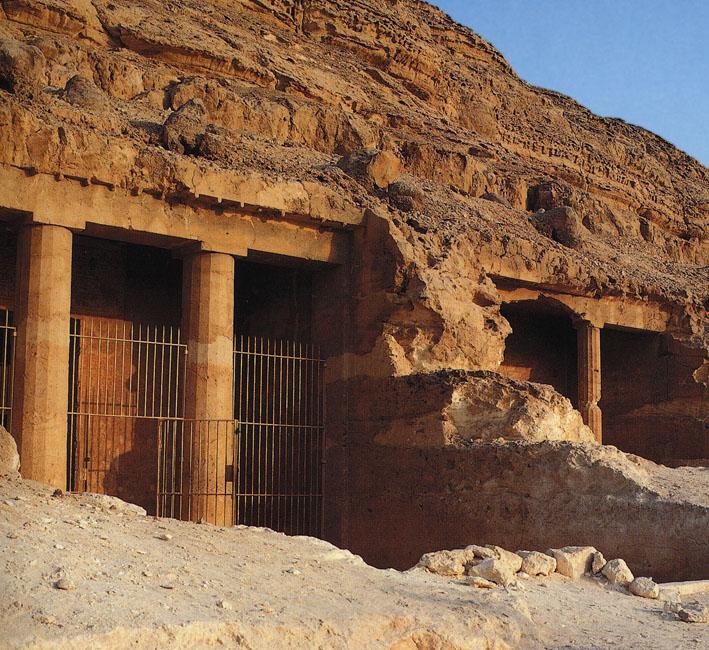 Kirahballard egyptart research project for Beni hasan mural