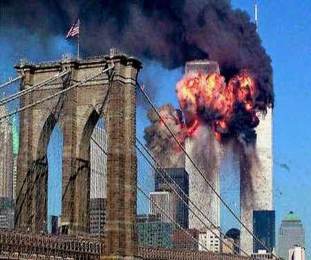 صور غريبة و نادرة لاحداث 11 سبتمبر و غزوة مانهاتن