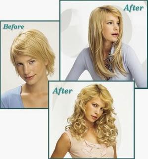 Tips Merawat Sambung Rambut