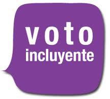 voto incluyente