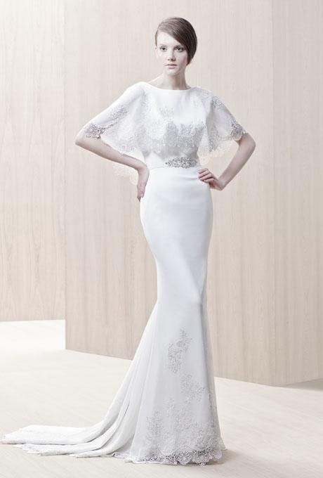 GoS: Bridal trends 2012 - Vintage inspired wedding dresses