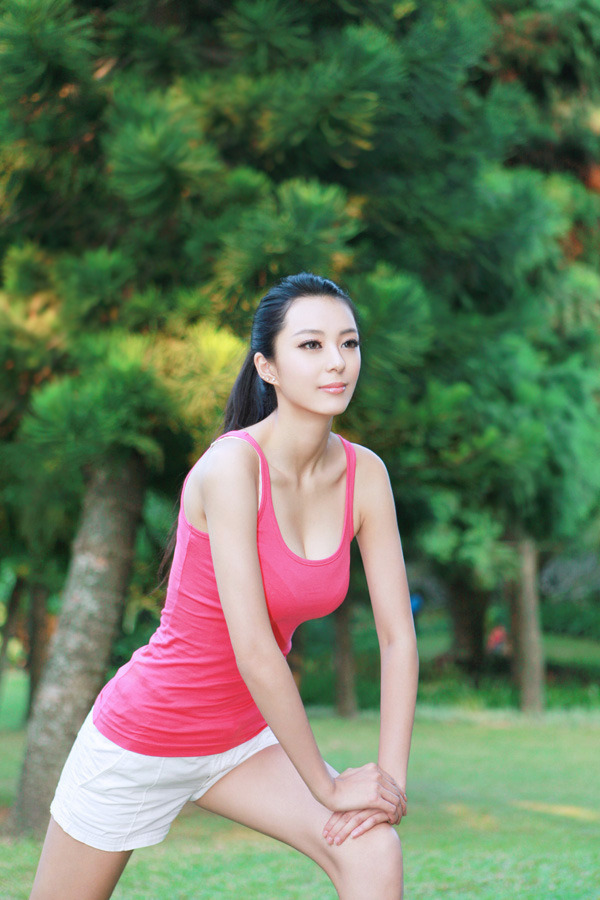 Chinese Celeb Super Model Ai Shangzhen-15
