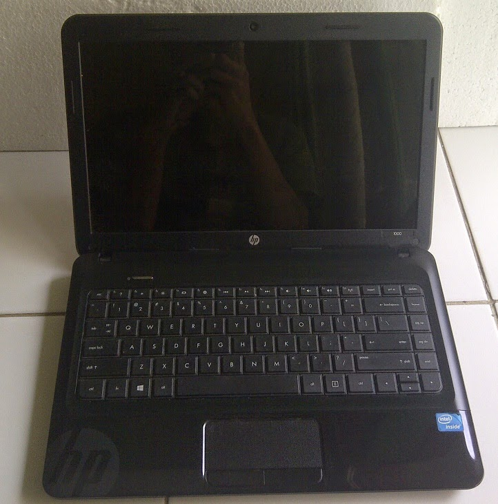 Jual Laptop HP 1000