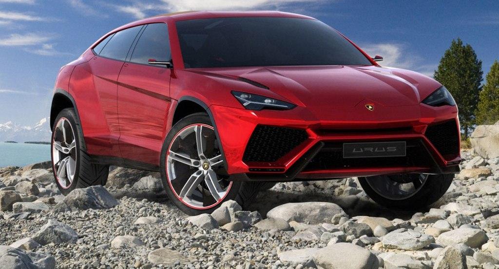 Lamborghini Urus: así será el nuevo SUV de Sant'Agata : Autoblog ...