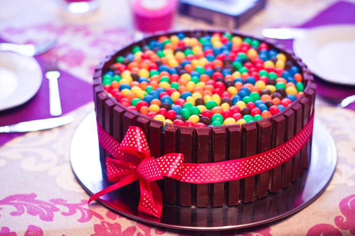 pomysłowy tort
