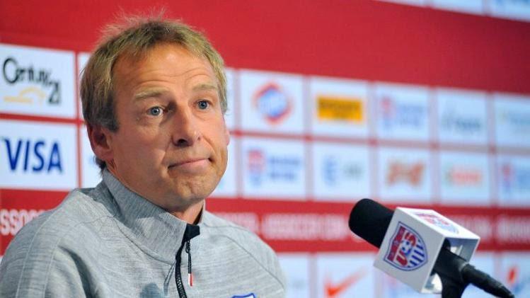 Jurgen Klinsmann 2014 donovan