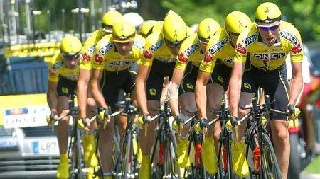 Pe a ciclista chamorriana la once historico equipo for Equipos de ciclismo