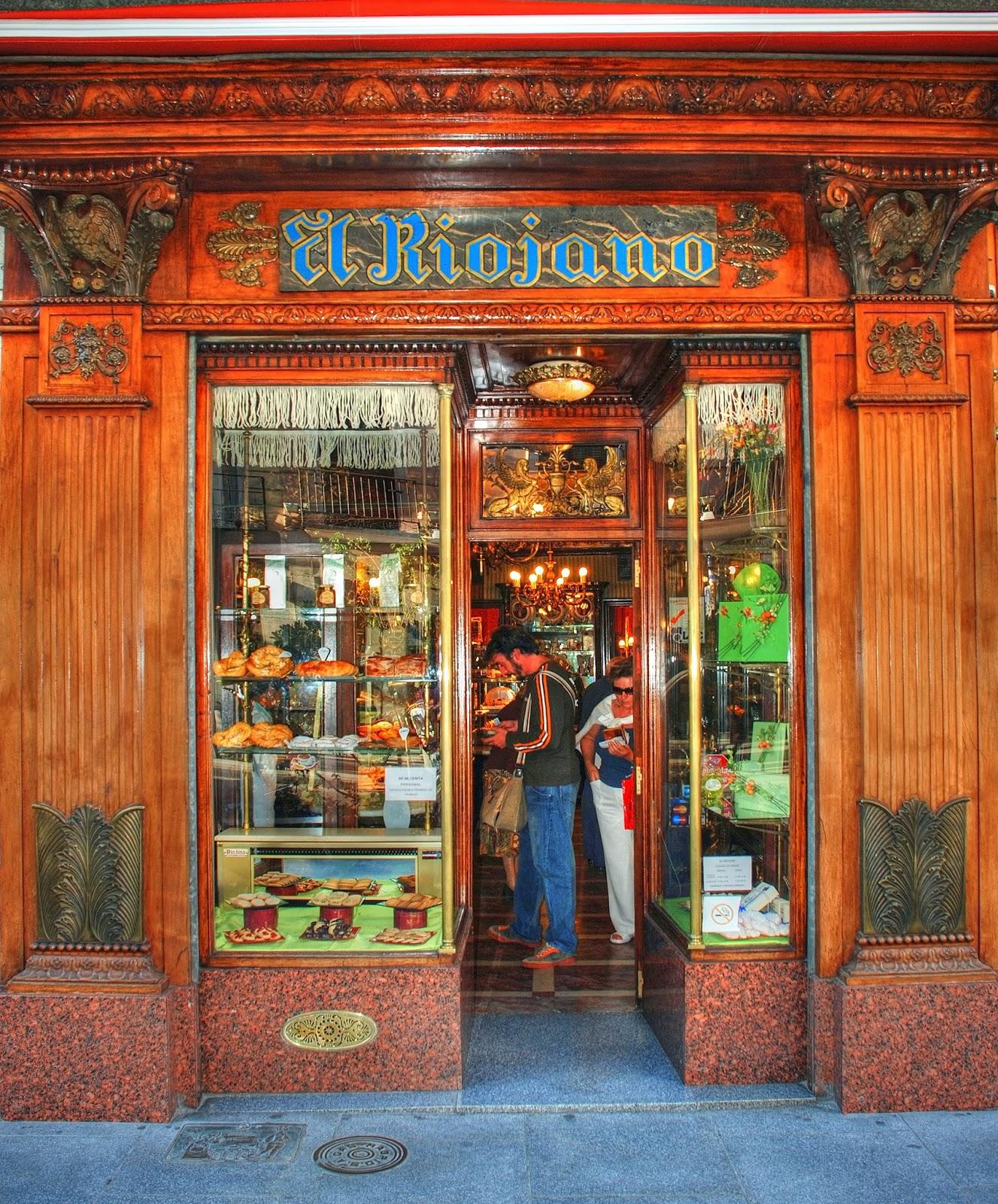 Pasteleria El Riojano