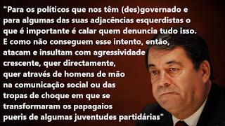 corruptos lutam contra Marinho