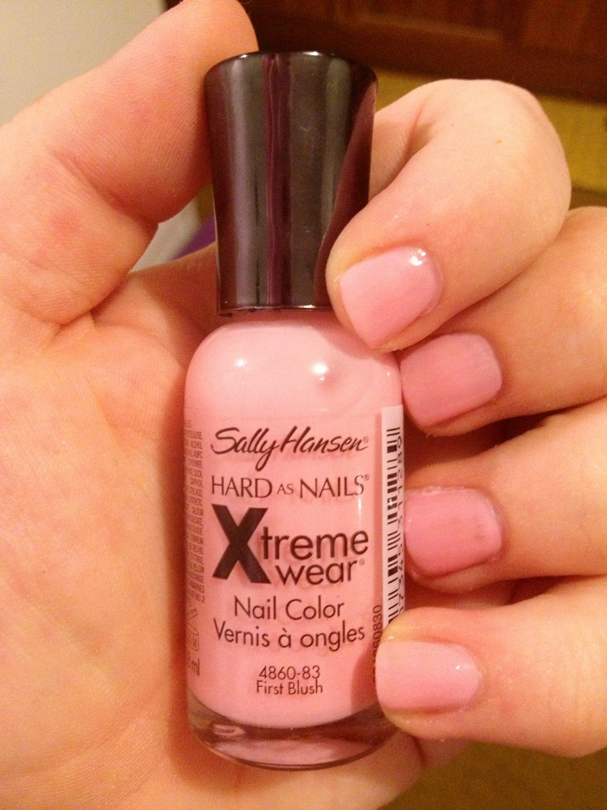 Miss Lea: Sally Hansen Hard as Nails Xtreme Wear Nail Color ...