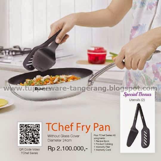 Pan Tupperware