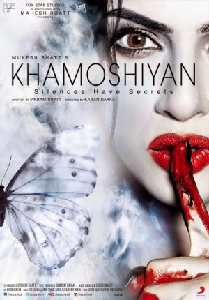 Film Khamoshiyan 2015 Bioskop