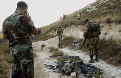 la proxima guerra militantes hezbola en el sur del libano frontera con israel