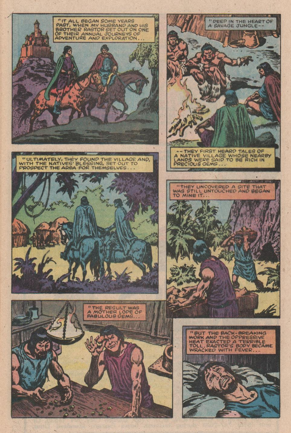 Conan the Barbarian (1970) Issue #156 #168 - English 17