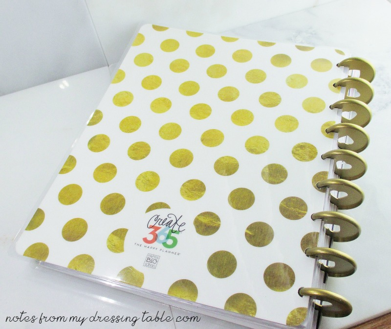 Happy Planner Review notesfrommydressingtable.com