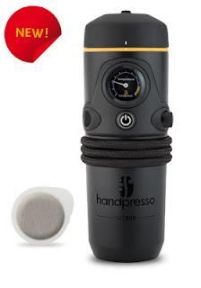la premi re machine expresso pour la voiture handpresso auto ppc. Black Bedroom Furniture Sets. Home Design Ideas