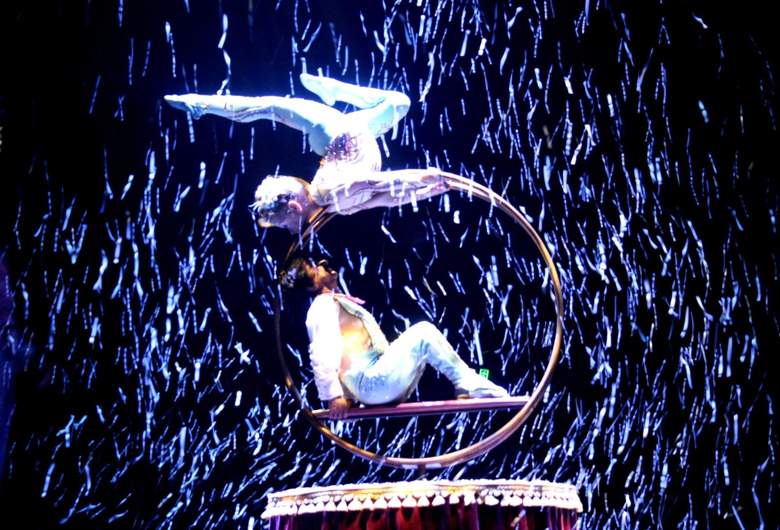 cirque du soleil caso de estudio Analisis de la eficiencia, atractividad y unidad del proceso de información ti implementado en el cirque du soleil.