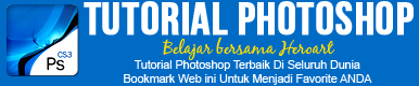 TUTORIAL PHOTOSHOP | BELAJAR PHOTOSHOP | PHOTOSHOP