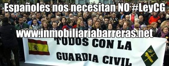 Descuentos guardia civil Vivienda Madrid en Inmobiliaria Barreras