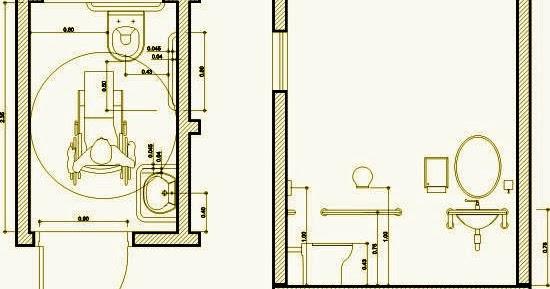 Largura Minima Para Banheiro De Deficiente : Banheiro para deficiente norma nbr criando um