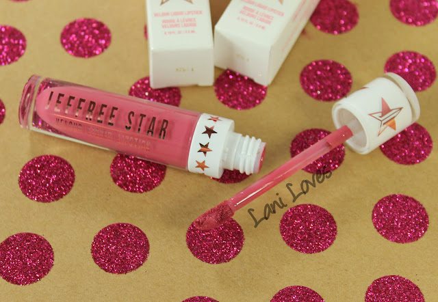 Jeffree Star Velour Liquid Lipsticks - Doll Parts and Hoe Hoe Hoe Swatches & Review