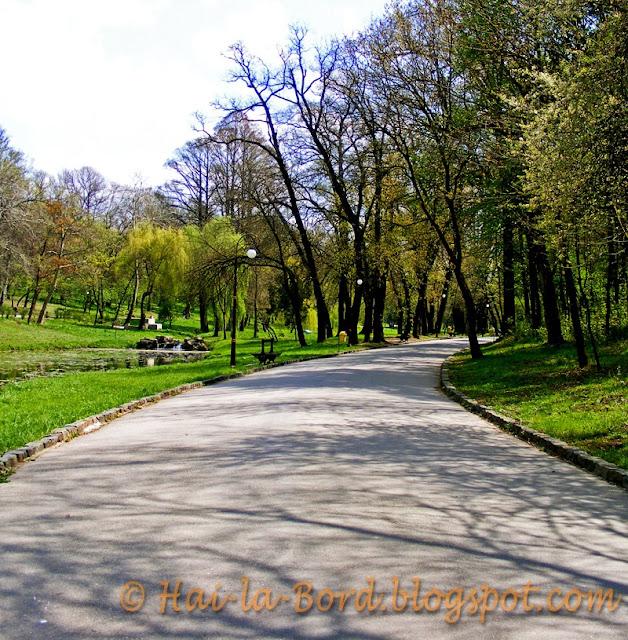 alee parc romanescu craiova