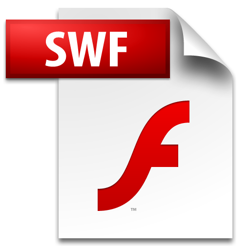menambahkan file swf