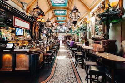 Cafe En Seine Dawson Street Map