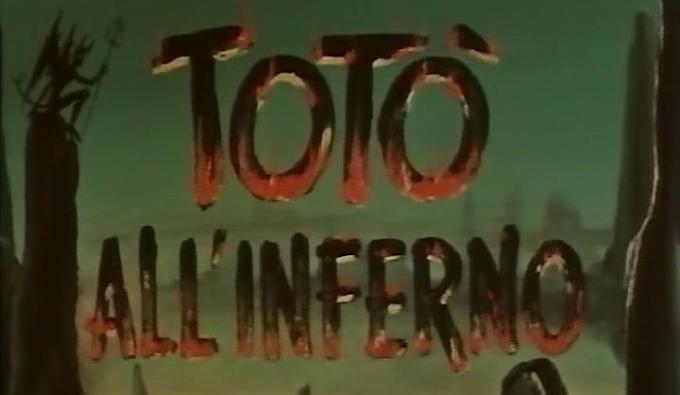 Fortsetzung und Vertiefung der Totò-Historie