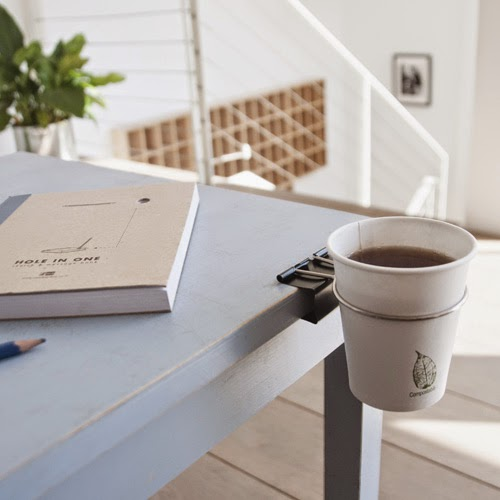 Edges Of A Table Is Useless, Until Now. Cup Clip Works By Literally  Clipping It On The Edge Of Your Table On Which You Can Place A Cup Full Of  Liquids Or ...