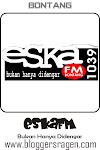 eSKa FM 103.9 MHz Bontang